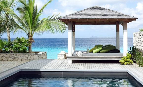 Piet boon bonaire design hotels caribbean island of for Designhotel island