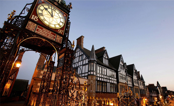 Hotels Near Sale Cheshire